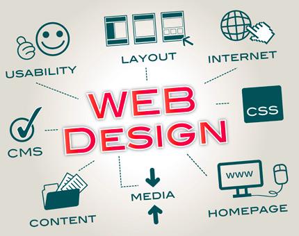 Современный дизайн сайта от мастеров